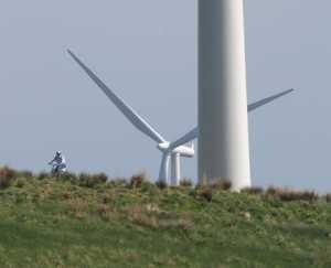 Whitelee Wind Farm, 09/06/13, © J Meuli