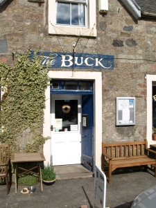 Sunny day at The Buck