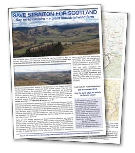 Linfairn 4pp Newsletter