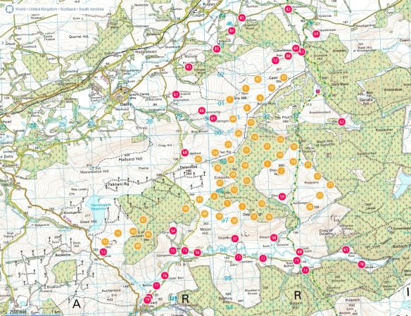 Hadyard Extension Map