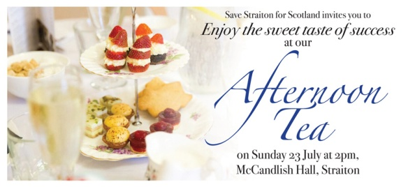 Invitation to Afternoon Tea